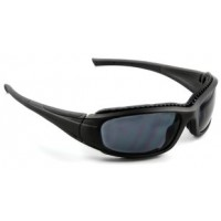 3M Safety SunWear Black Gray Polarized A-F #SS1511AF-B