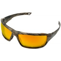 ERB 18049 Live Free Camo Sharpshooter Lens Safety Glasses