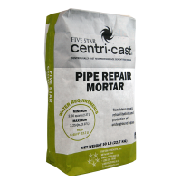 Five Star Centri-Cast Pipe Repair Mortar 50LB