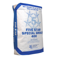 Five Star Special Grout 400 50LB Bag