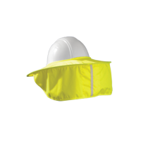 Occunomix Stow-Away Hard Hat Shade Yellow