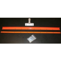"Shield Squeegee Frame 30"" 3 Piece with Screws"
