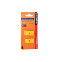 The PipeKnife Company Double Edge Plastic Razor Blade 10-Pack UB-PLASTRB
