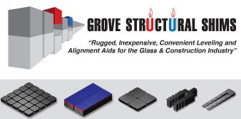 Grove Structural U-Shaped Shims