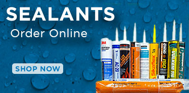 Caulking, Sealants, Polyurethane Sealants, Silicone Sealants & More, In-Stock, Same Day Shipping